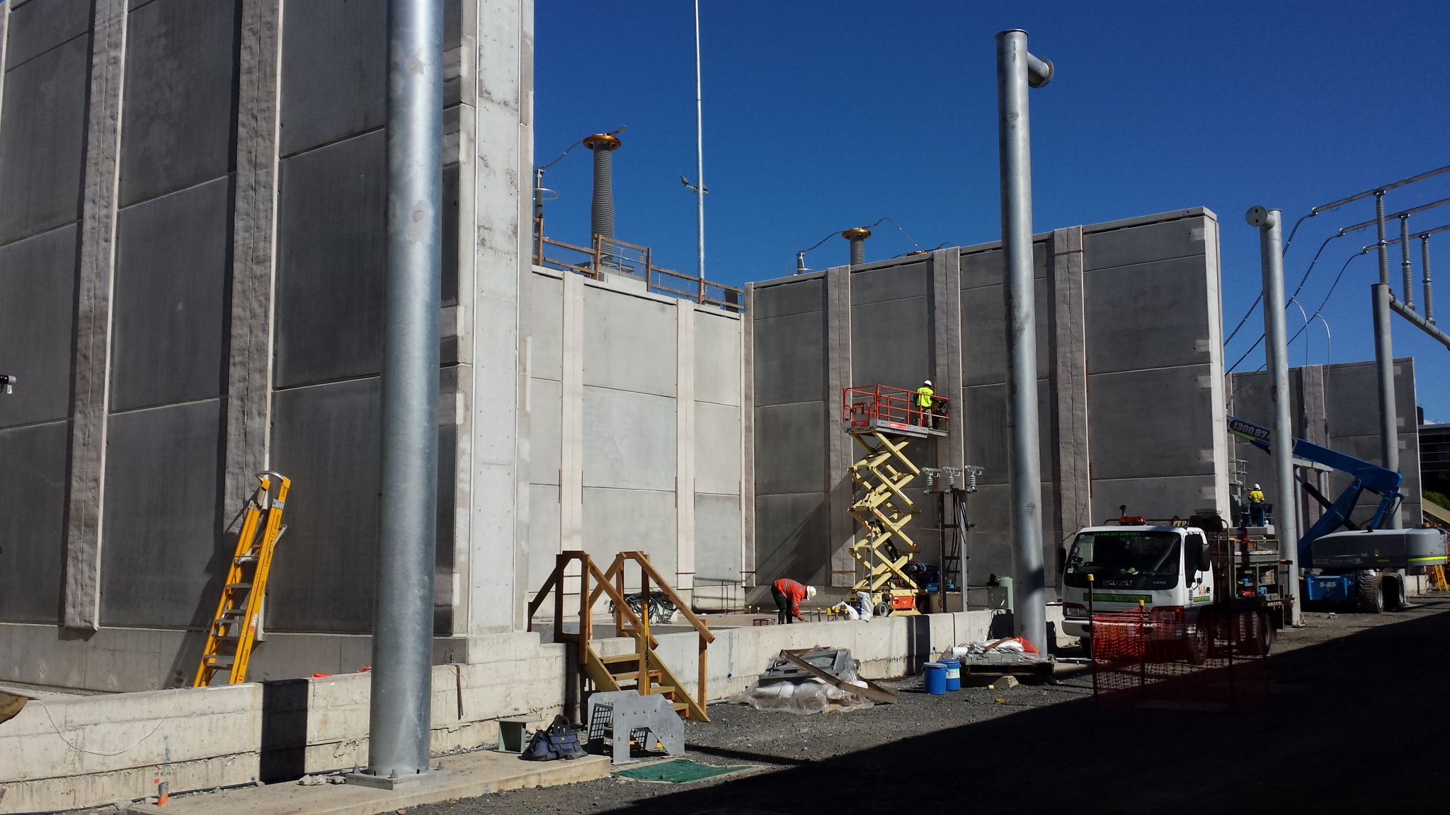 Rookwood and Holroyd Substations